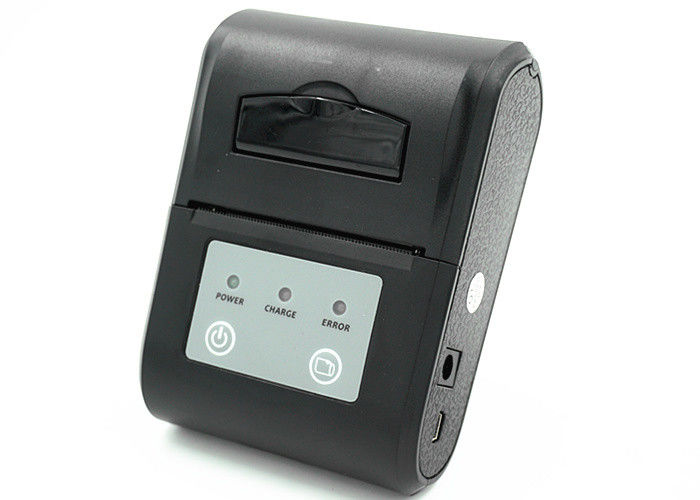 Light weight 58mm Small Barcode Printer Mobile Thermal Printer
