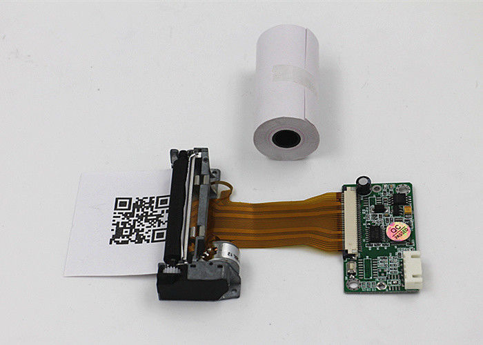 Customized Mobile TTL 2 Inch Handheld Thermal Printer Module DC5 ~ 8.5V 72MHz