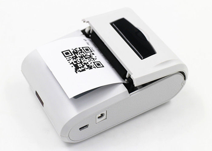58mm Bluetooth Thermal Printer Smart Mobile System Bank Terminal