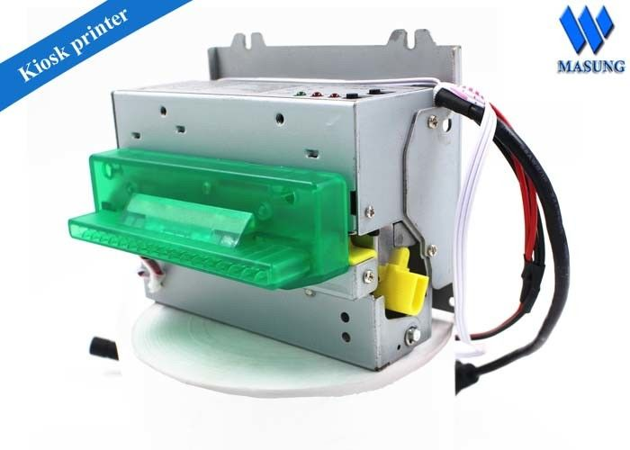 80 Mm High Speed 3 Inch Kiosk Printer Module , Thermal Printer Mechanism