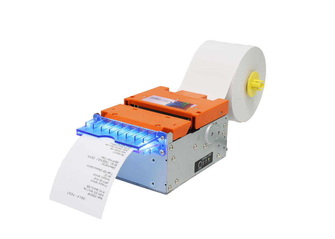 Full Cutting Barcode Label Printers With High Speed ROHM Thermal Printing Head